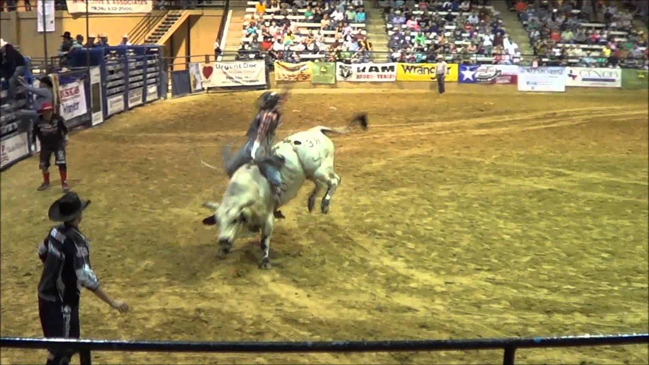 Lufkin Texas Rodeo April 26 2013 Youtube