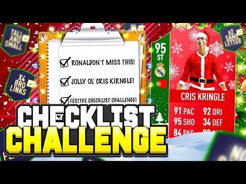 STRIKER CRISTIANO!! FUTMAS!! - FIFA 18 Checklist Challenge! 📋 - FIFA 18 Ultimate Team
