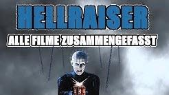 Hellraiser - Die komplette Geschichte