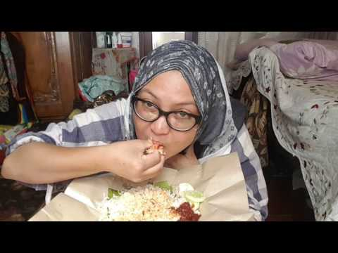 NASI LEMAK MUKBANG! | MALAYSIAN BREAKFAST | EAT WITH ME | EATING SHOW | BIG BREAKFAST