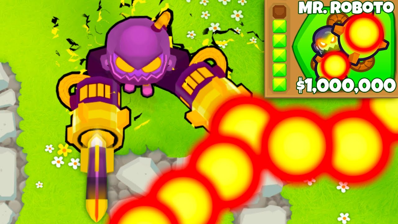 Download This Tower Was ILLEGAL Until Today! (Tier 6 Anti-Bloon Super Monkey Mod in BTD 6)
