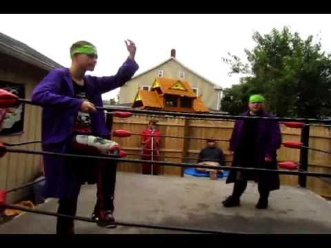 ECW TV October 1st