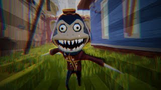 MY NEW NEIGHBOR IS A MONKEY - Hello Neighbor ACT 2