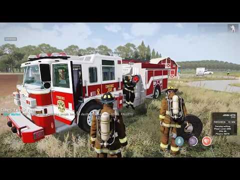 Arma 3 Life Fire & Rescue - Plane Crash