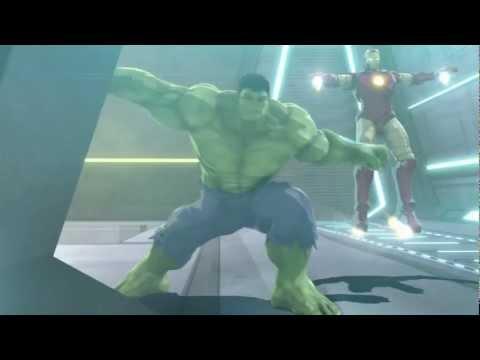 Trailer do filme Homem de Ferro e Capitão América - super-heróis unidos