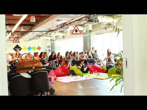 Campus TLV for Moms, Baby-friendly start-up school