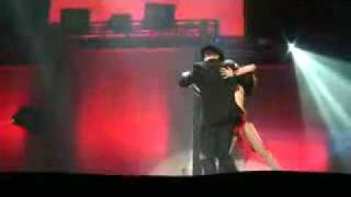 Libertango - Allison Holker and Ivan Koumaev - Tour