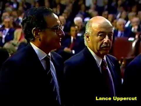 Cambio de mando Patricio Aylwin a Eduardo Frei 1994