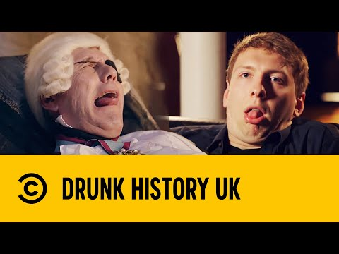 HMS Victory: Nelson's Boat | Drunk History
