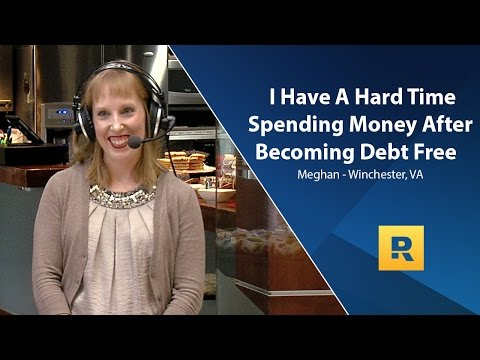 I Have A Hard Time Spending Money After Becoming Debt Free