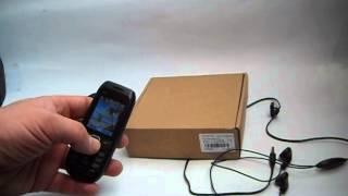 Отзыв: Китайский мобильный телефон на две сим карты. (China mobile phone).(, 2013-05-09T19:29:50.000Z)