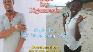 Ali kiba-Aje (Official Cover) By Ngunash