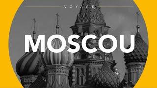 A la découverte de Moscou 2012