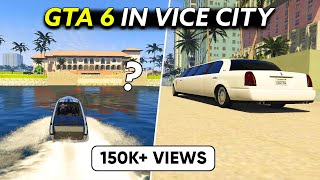Gta 6 New Leaks That Will Blow Your Mind | Liberty City Coming In Gta 5 Online?