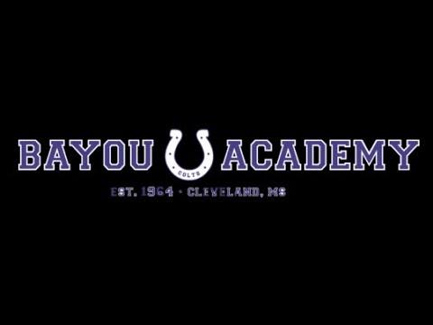 Bayou Academy Who's Who, Honor Society and Mu Alpha Theta