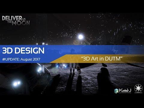 3D DESIGN - 3D Art in DUTM   KeokeN Interactive