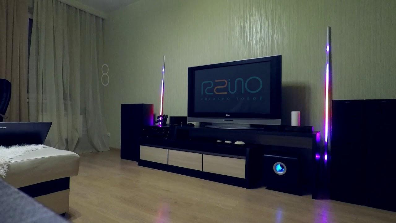 VU Meter 2 mono channel