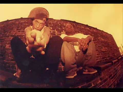 2Pac, Mobb Deep In The City/Hold On Be Strong Remix