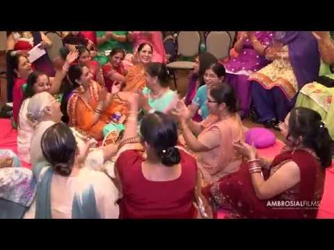 Punjabi Wedding Sangeet and Vatna | Sukhjinder and Jasmit | Ambrosial Films