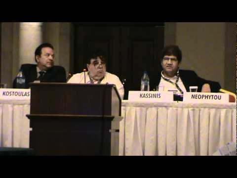 1st MARE FORUM CYPRUS 2012 OIL ANG GAS