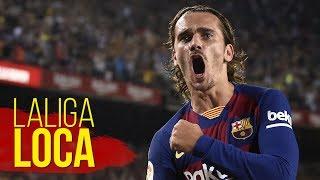 La Liga Loca #77 - Griezmann przywitał się golami z Camp Nou, Real stracił punkty