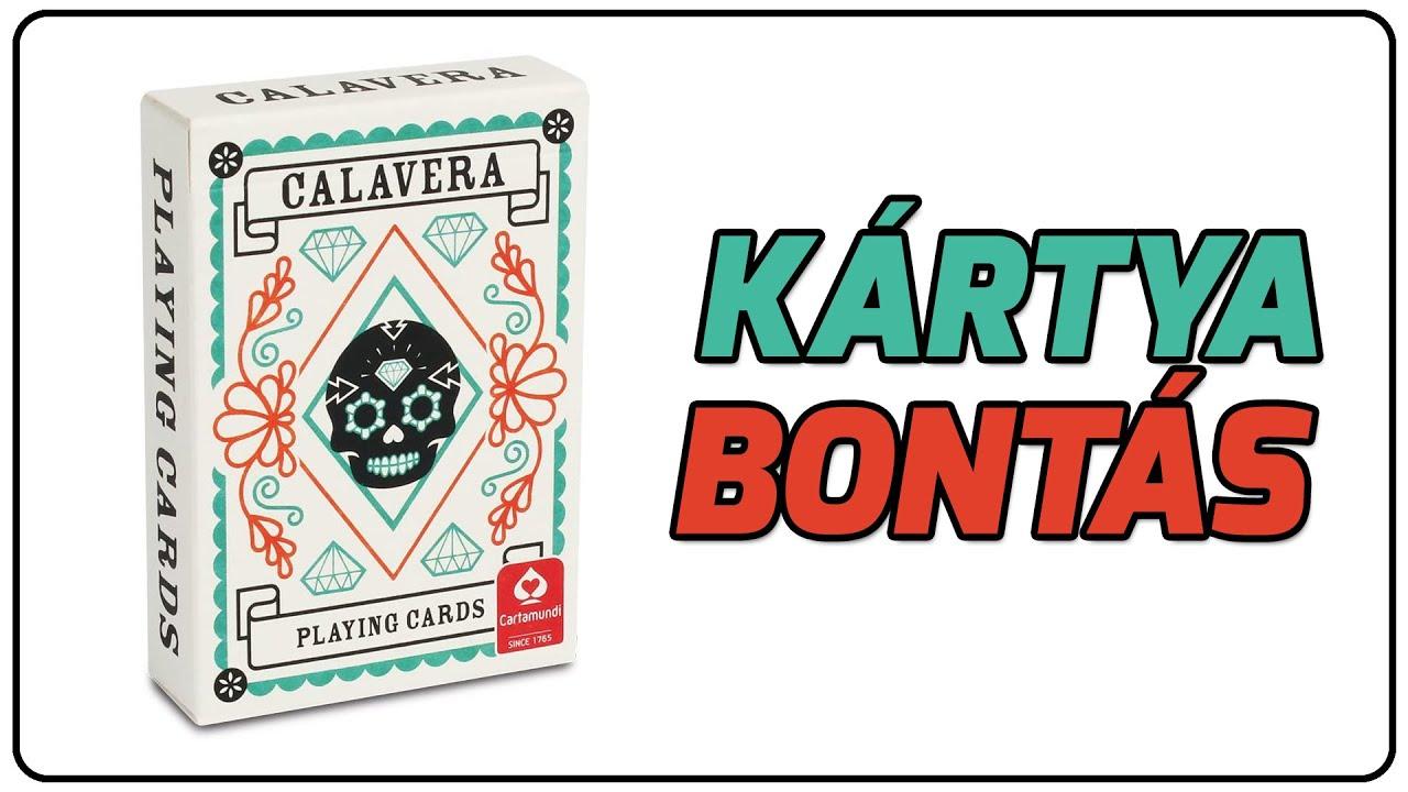 MEXIKÓ STYLE 💎🇲🇽 Kártya bontás: Calavera