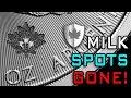 No More Milk Spots On Silver Maple Leafs?