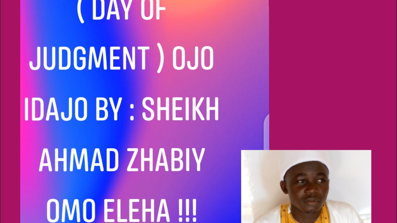 Download (Day of judgment ) Ojo idajo !