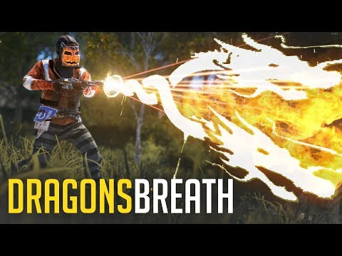 DRAGONS BREATH - Rust Solo