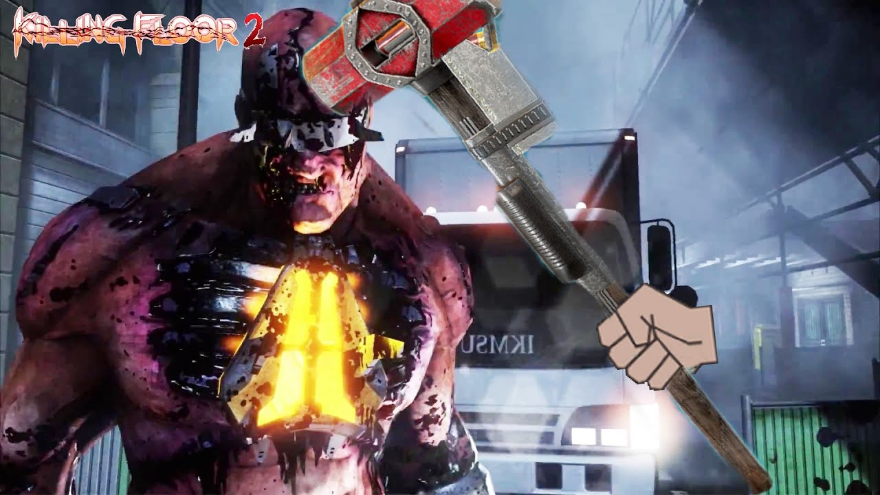 (OUTDATED)[v1009]Killing Floor 2 : Killing Fleshpound With Pulverizer In  HOE 6P