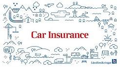 Bilförsäkring/Car Insurance på Engelska