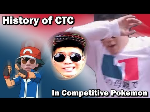 How GOOD were CTC Teams ACTUALLY? - DOCUMENTING THE GOATS LEGACY IN COMPETITIVE POKEMON