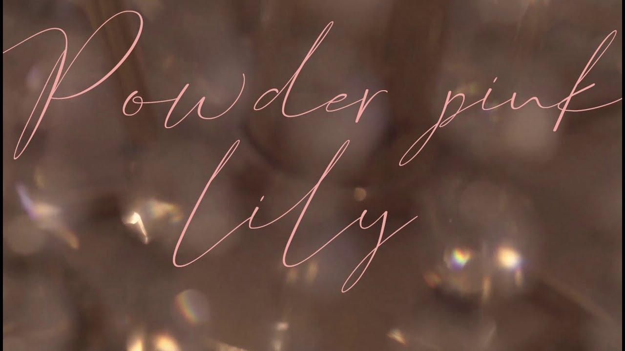 릴리 (Lily) - 연분홍 (Powder pink) (Prod.moonc) [Music Video]