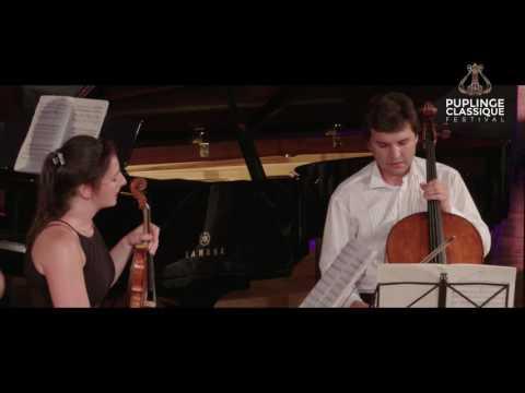 Jazz meets the Symphony: A.Margulis, A.Vigoureux, A.Buzlov, M.Perrenoud and A.Schaerer