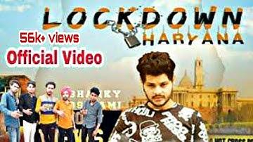 LOCKDOWN (FULL VIDEO) | NEW HARYANVI SONG 2020 | LATEST HARYANVI SONG | RECORDER MGG
