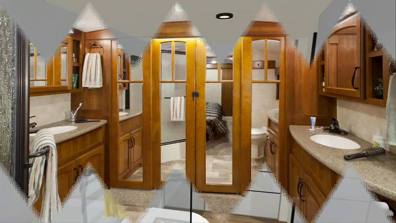 Best Rv Bathroom Design You