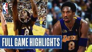 Kobe Bryant Takes Over in OT, Leads Lakers to Game 4 Win!