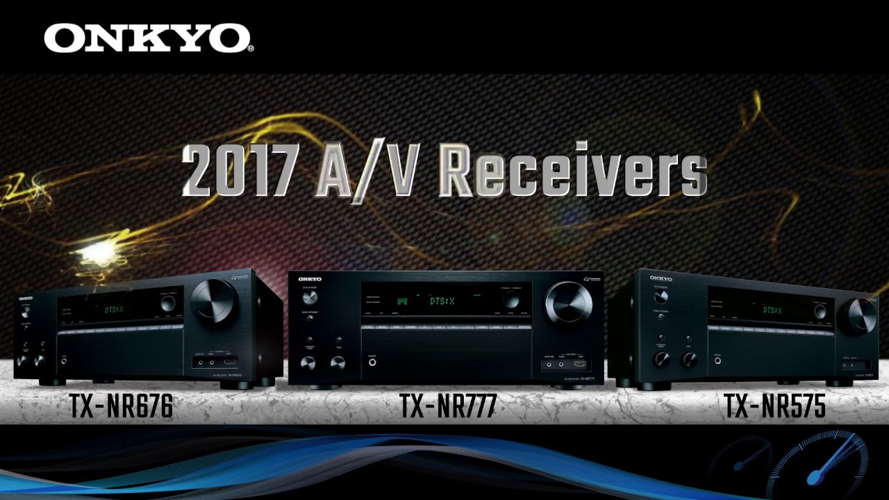 Onkyo TX-NR676 7 2-Channel Network A/V Receiver
