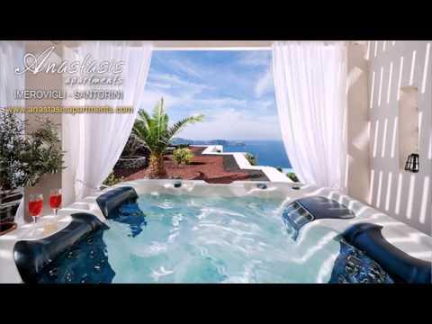 Anastasis Apartments At Santorini Island
