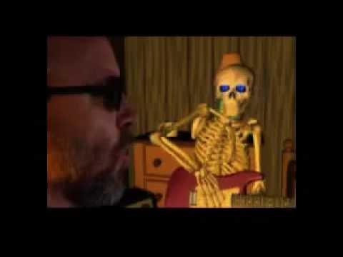 Mr. Bones Sega Saturn Cutscene 1 - Blind Man's Cabin
