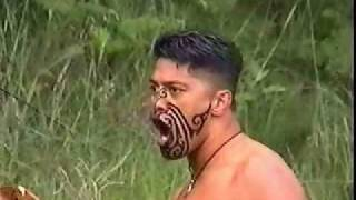 Maori Powhiri (Welcome) Queenstown NZ