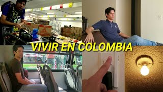 CUANTO CUESTA VIVIR EN COLOMBIA: transporte, comida, arriendo/alquiler | Dave Parz