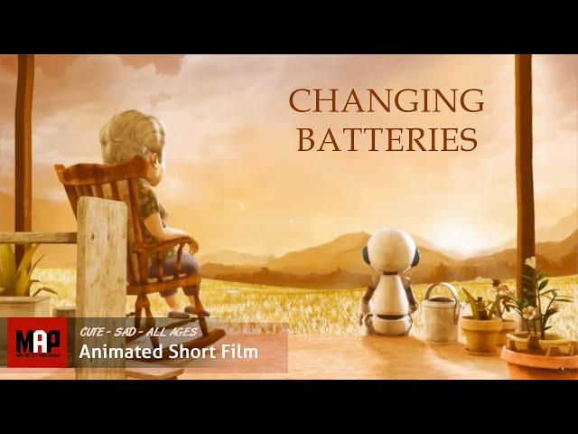 Changing Batteries (HD) | Robot, the perfect companion for life (FCM MMU)
