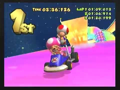 Mario Kart Double Dash Toad And Toadette All Cup Tour Part ... - photo#3