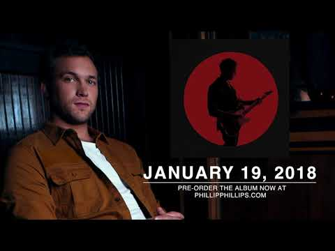 Phillip Phillips New Album Collateral | January 19, 2018