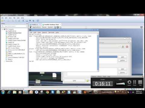 Установка и настройка прокси сервера на Freebsd 1 (squid+sams2