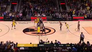 Los Angeles Lakers vs Atlanta Hawks - Full Game Highlights | December 15, 2019 | 2019-20 NBA Season