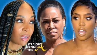 ATLien LIVE!!! PORSHA VS MARLO?! RHOA Season 13 Episode 15 & More