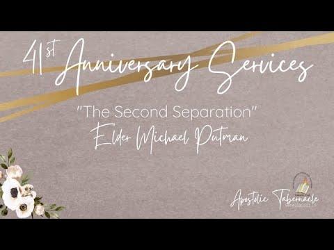 Apostolic Tabernacle  CM 2020  Thursday Night 10-29-20