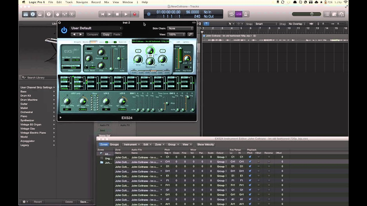 How to use samples to make a beat with Logic X, Ultrabeat, and ...